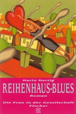 Buchcover von Reihenhaus-Blues - Karen Hartig