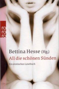 Cover All die schönen Sünden - Karen Hartig