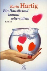 Cover Ein Hausfreund kommt selten allein - Karen Hartig