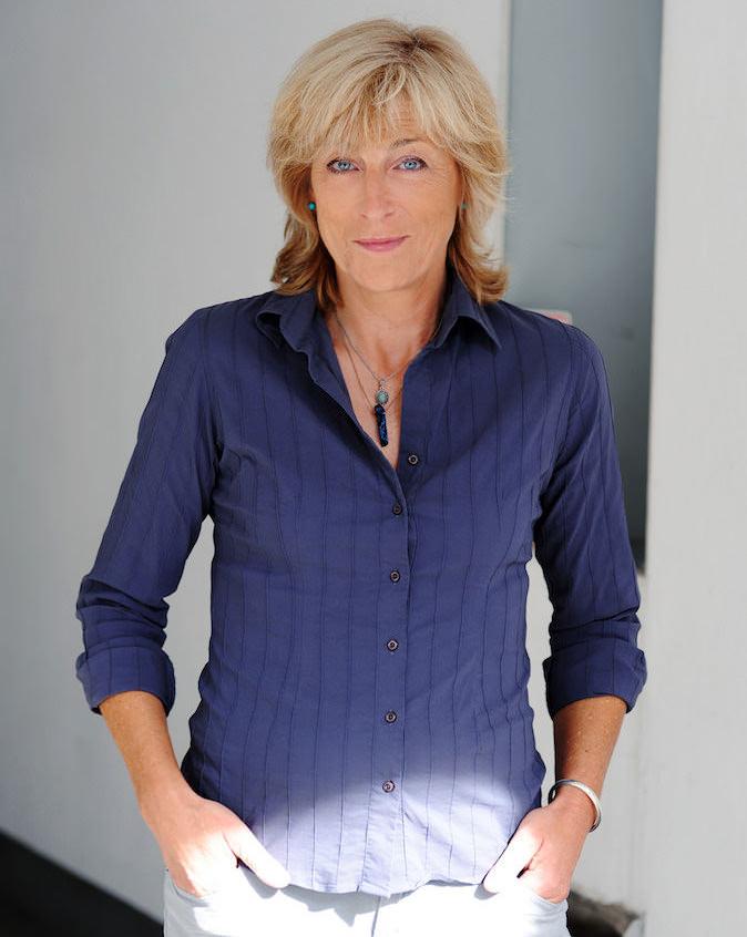 Karen Hartig, amtliche Textretterin, Journalistin und Coach in Köln